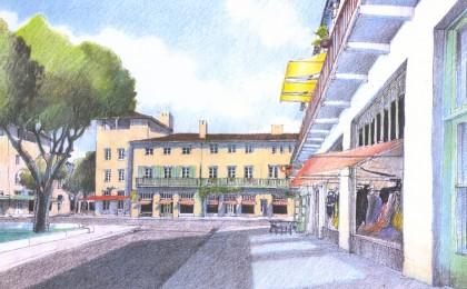 Oxnard Downtown