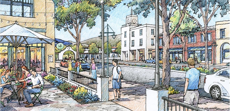 Hallock Center, East Area 1, Santa Paula