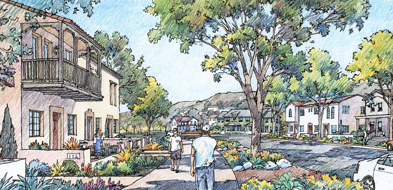 Hallock Drive, East Area 1, Santa Paula