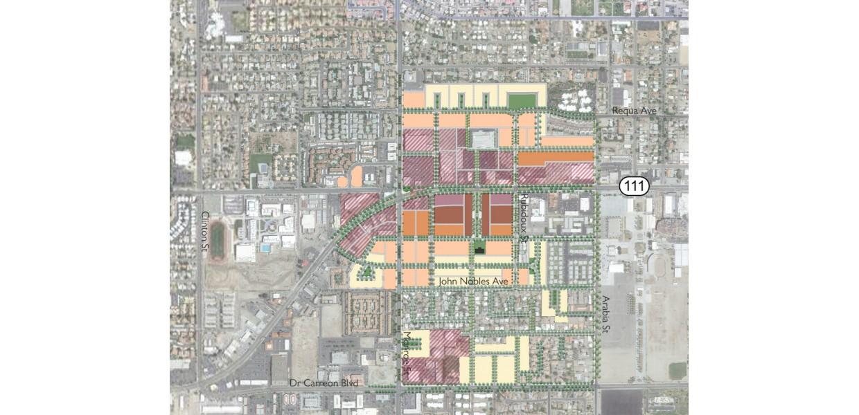 Midtown - Neighborhood and Center Infill