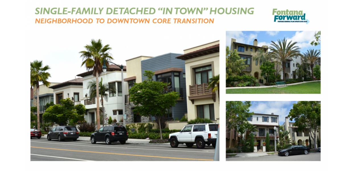 In-Town Housing Strategy