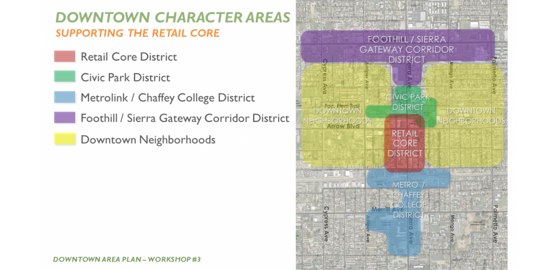 Downtown Area Plan Framework