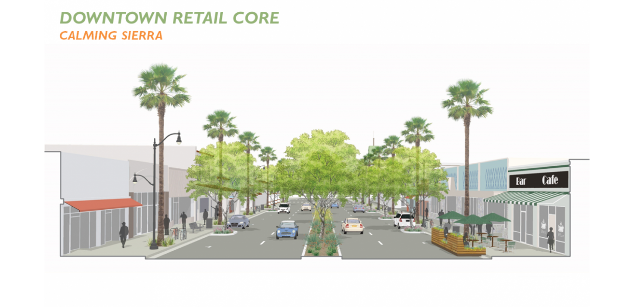 Downtown Core Placemaking