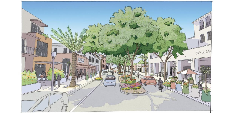 Town Avenue - Future Possibility