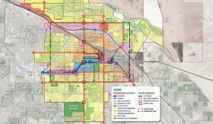 Indio General Plan Map