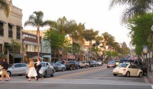 Main Street in 2010